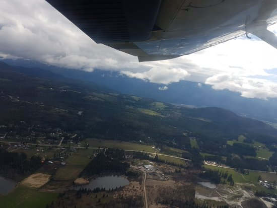 Salmon Arm, Canada: Skydive NOVA