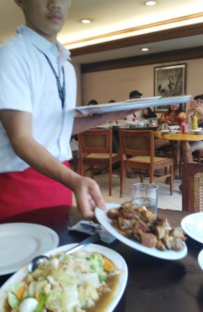 Davao Dencia's Restaurant: more delivery