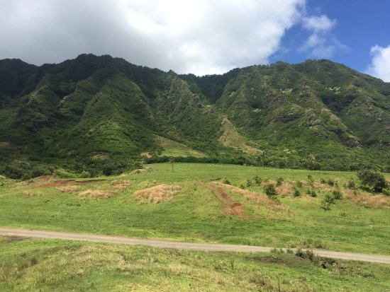 Kaneohe, HI: Inside the ranch