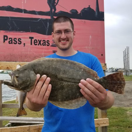 Aransas Pass, TX: Charles Ives To The Limit Guide Service