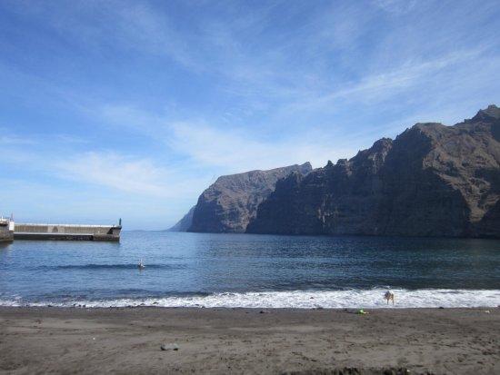 Los Gigantes, Spania: Playa de Los Guios