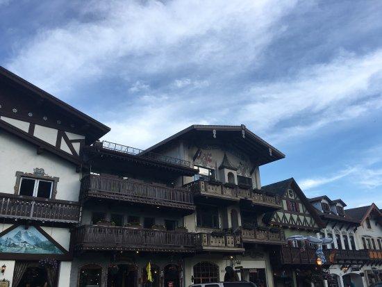 Our weekend trip in Leavenworth!
