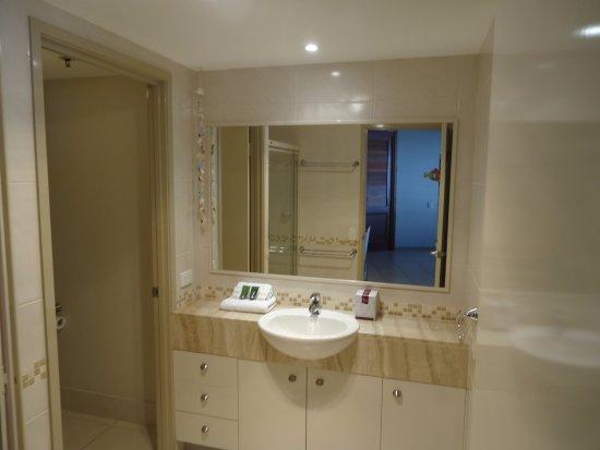 Caloundra, Australia: Bathroom