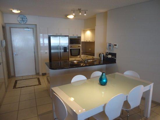 Caloundra, Australia: Dining room