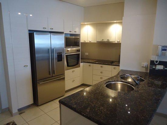 Caloundra, Australia: Kitchen