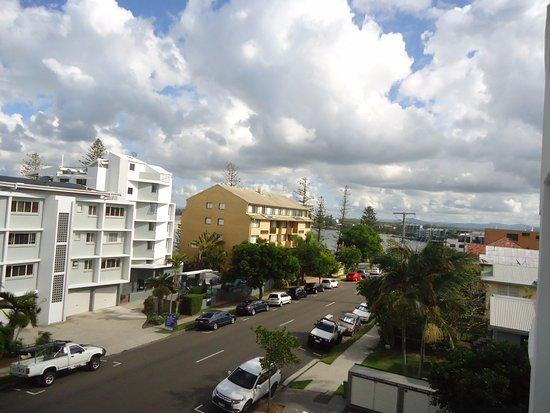 Caloundra, Austrália: Balcony View