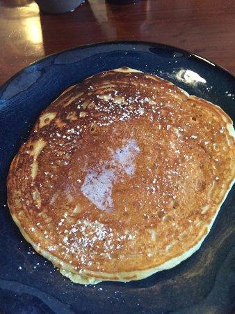 Savvy on First: Ricotta Pancake
