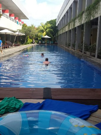 Kuta Station Hotel: 20170515_095453_large.jpg