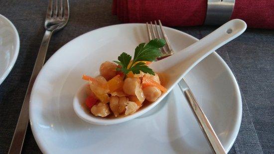 Gruß aus der Küche - Bild von Restaurant La Wendel, St. Wendel ...