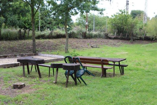 Onzain, Γαλλία: espace de repos