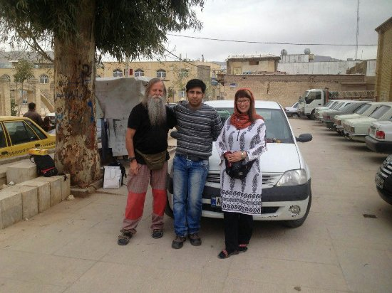 travelling with rental car - Europcar Iran - Picture of Europcar ...