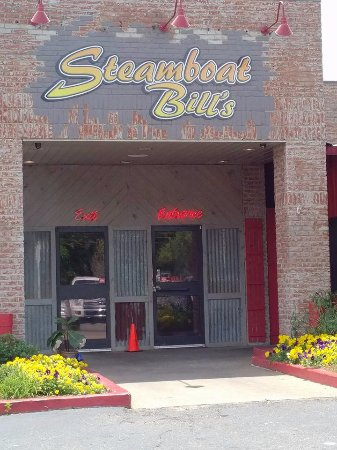 DeRidder, LA: Steamboat Bill's
