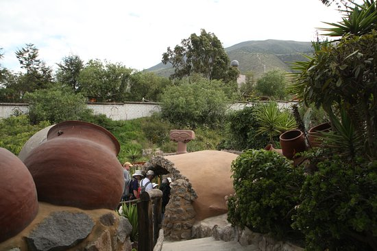Intinan Museum : Truly nice place with lots of vegetation