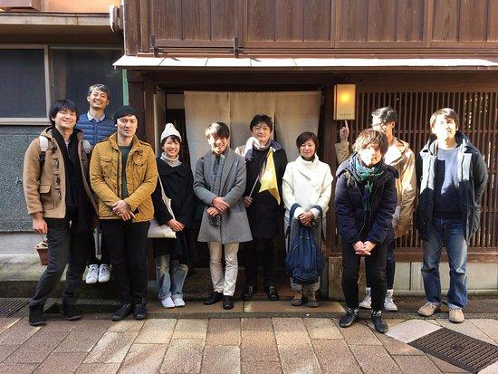 Kanazawa Creative Tourism