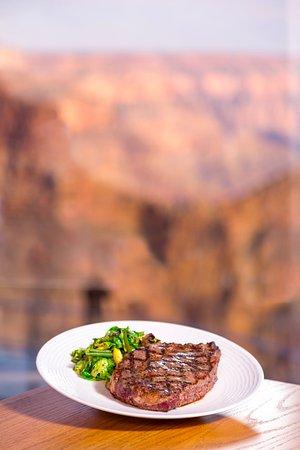 Peach Springs, AZ: Native American Beef (16oz. Ribeye)