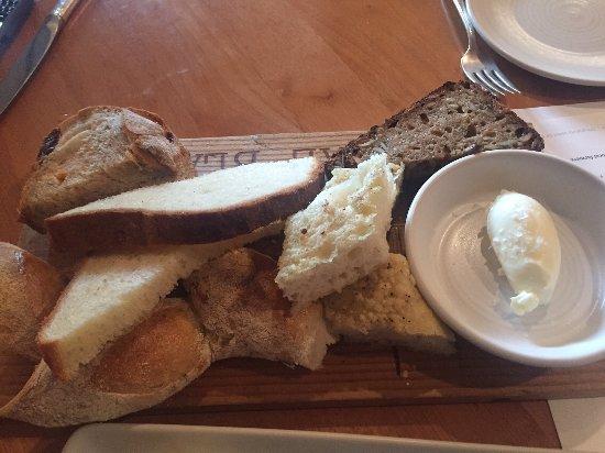 Cloverdale, Καλιφόρνια: Bread basket
