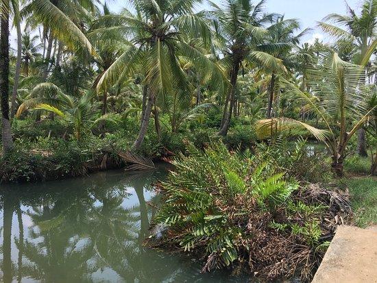 Kollam, Indien: Monroe Island