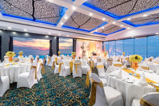 The Dome Roof Top Banquet Hall Picture Of Global