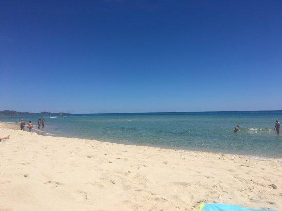 Spiaggia photo de spiaggia piscina rei muravera tripadvisor - Spiaggia piscina rei ...