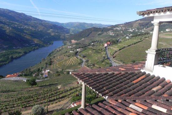 Casa de Canilhas: Vue sur le Douro
