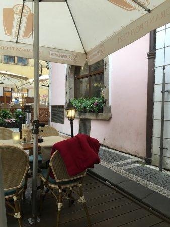 Pod Vezi Restaurant Tripadvisor