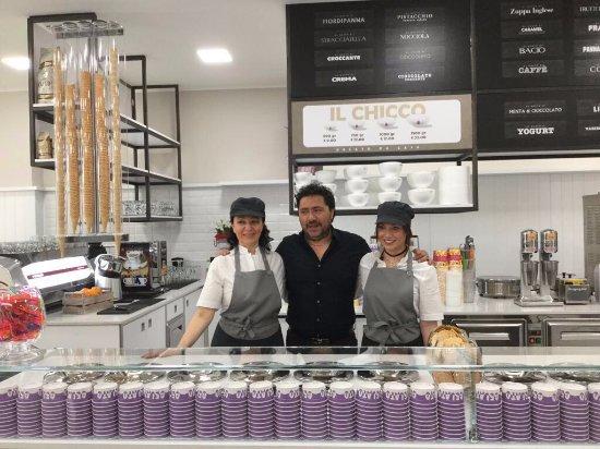 Bastia Umbra, อิตาลี: Inaugurazione nuova sede Giò Gelato e Giò Caffè