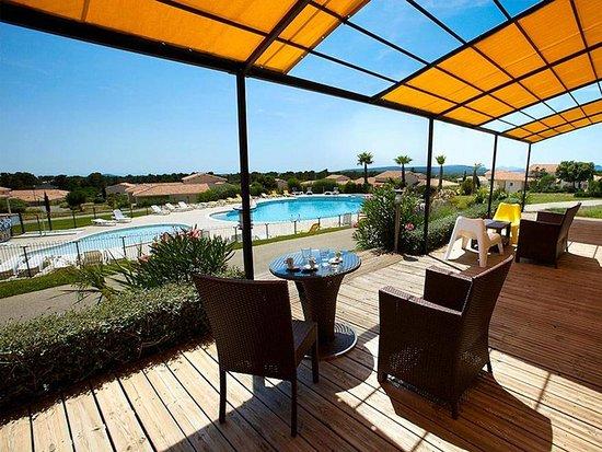 Appart'Hotel Le Domaine de Manon: Restaurant