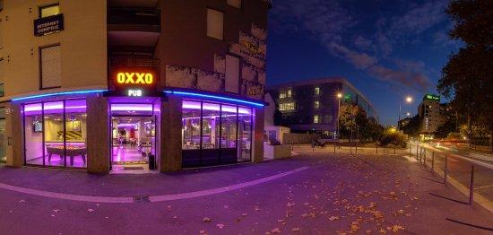 Villeurbanne, Frankrijk: OXXO Lyon