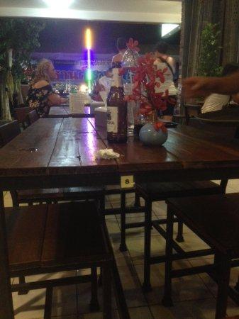 Pak Nam, Thailand: Inside