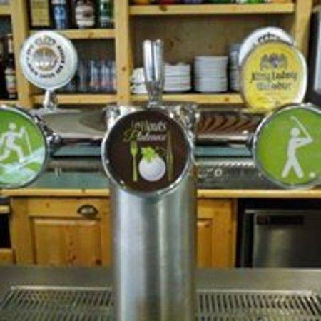 Correncon-en-Vercors, France: option bières aussi  !!!