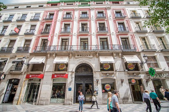 Petit palace puerta del sol 111 1 4 7 2018 prices for Hotel arenal madrid
