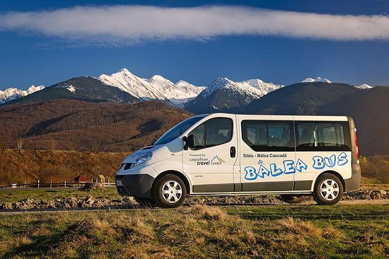 Sibiu, Rumania: Balea Bus