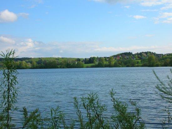 Westerburg, Deutschland: Der Wiesensee