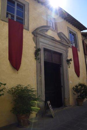Castiglione del Lago, Ιταλία: Chiesa di San Domenico...