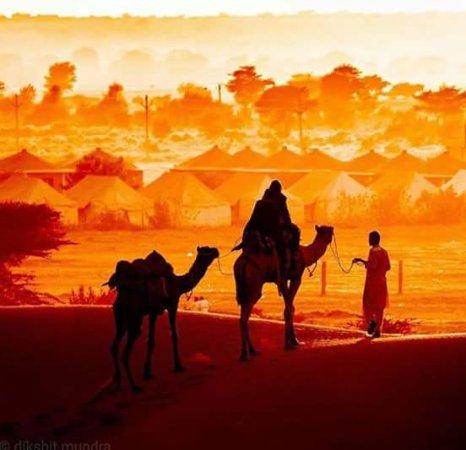 top thar desert sunset - photo #15