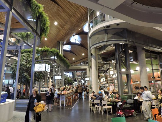 Broadbeach, Australia: The Patio eating area