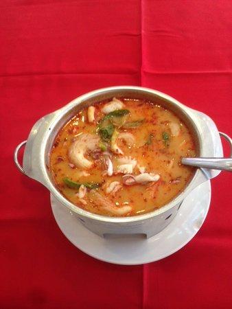 Khaosan Restaurant: Tasty food