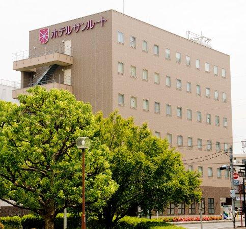 Kumagaya, Japón: ホテル外観