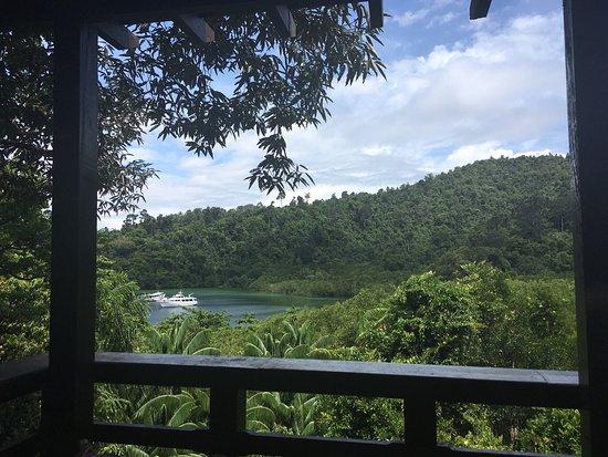 加雅島照片