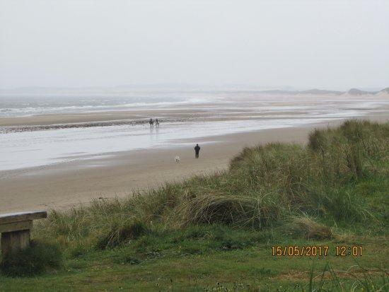Morpeth, UK: Beach View