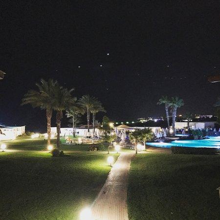 Sunwing Kallithea Beach: Hotel area