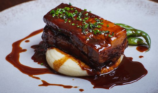 Lithos Restaurant Cafe: Beef Ribs - twelve hour slow-cooked