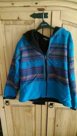 Ashbourne, UK: other halfs jacket