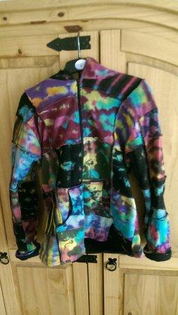Ashbourne, UK: another...other half jacket.