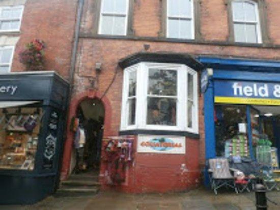 Ashbourne shop