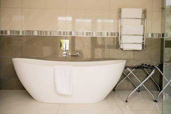 Addo, South Africa: Heated Towel Rails