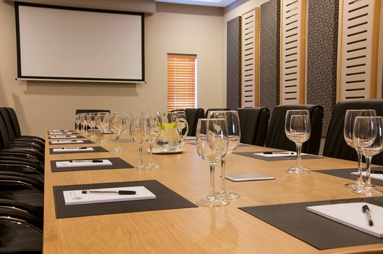 Addo, Sudáfrica: Executive Boardroom