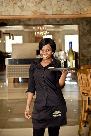Addo, Republika Południowej Afryki: Restaurant & Sushi Bar