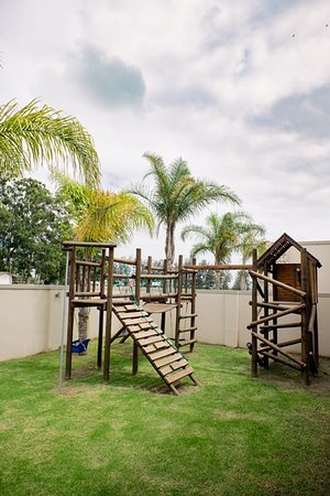 Addo, South Africa: Kiddies Outdoor Play area