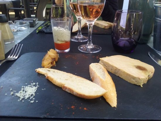 Pessac, Francia: foie gras fait maison